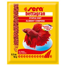 SERA FISH ITEMS FISH FOOD BETTA FOOD GRAN 10 GM