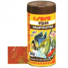 SERA FISH ITEMS FISH FOOD F/STAPLE FOOD VIPAN 100 ML