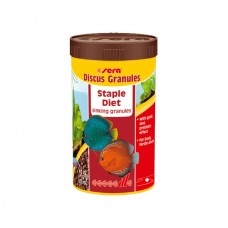 SERA fish items fish food DISCUS GRANULES 250 ML