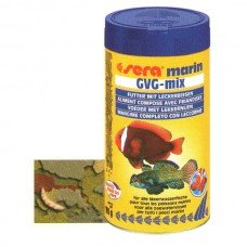 SERA FISH ITEMS FISH FOOD GVG-MIX MARIN -250 ML