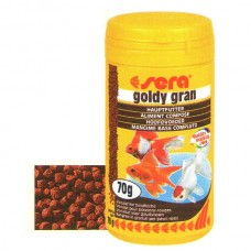 SERA FISH ITEMS FISH FOOD GOLDY GRAN 250 ML