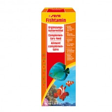 SERA FISH ITEMS FISH FOOD FISHTAMIN-100 ML