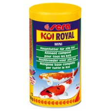 SERA FISH ITEMS FISH FOOD KOI ROYAL STAPLE MINI-1000 ML