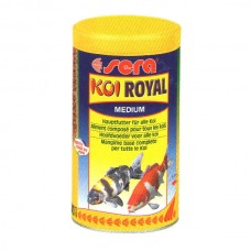 SERA FISH ITEMS FISH FOOD KOI ROYAL MEDIUM 270 GM