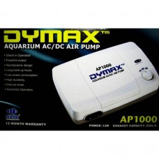 DYMAX FISH TANK  AP1000 AC/DC AIR PUMP OXYGEN SUPPLIES