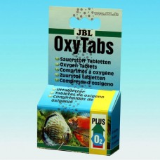 JBL OXYTABS fish items aquarium fish tank oxygen supplies