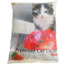 SUM CAT PREMIUM CAT LITTER ROSE 10L clumping
